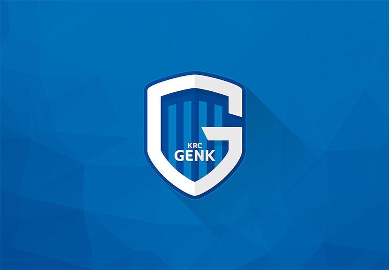 比利时亨克足球俱乐部(K.R.C. Genk)新LOGO