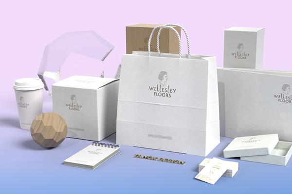 Wellesley 威尔仕利品牌设计